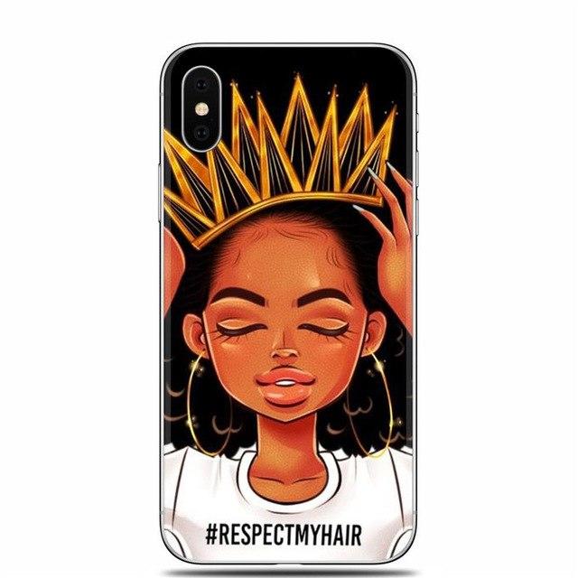 coque iphone xr melanin poppin