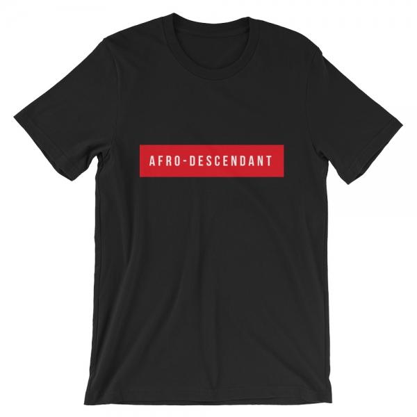 T-shirt Afro-Descendant