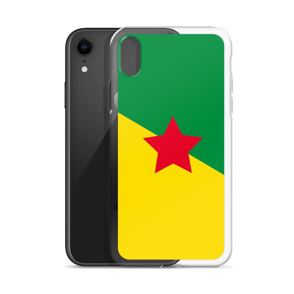 coque iphone 6 guyane