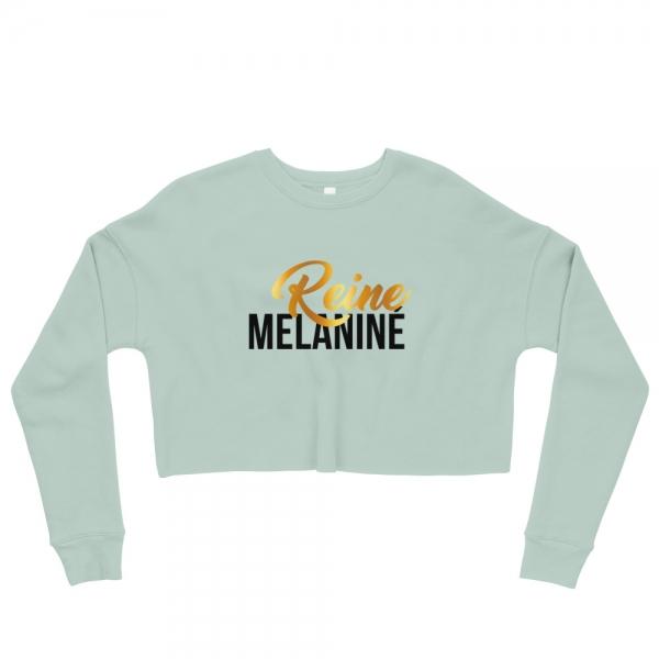 Reine Mélaniné Crop-top sweatshirt